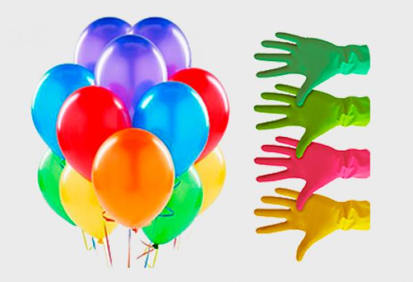 Balloon and Latex Gloves industry